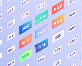 File Formats Raster, Vector & Document